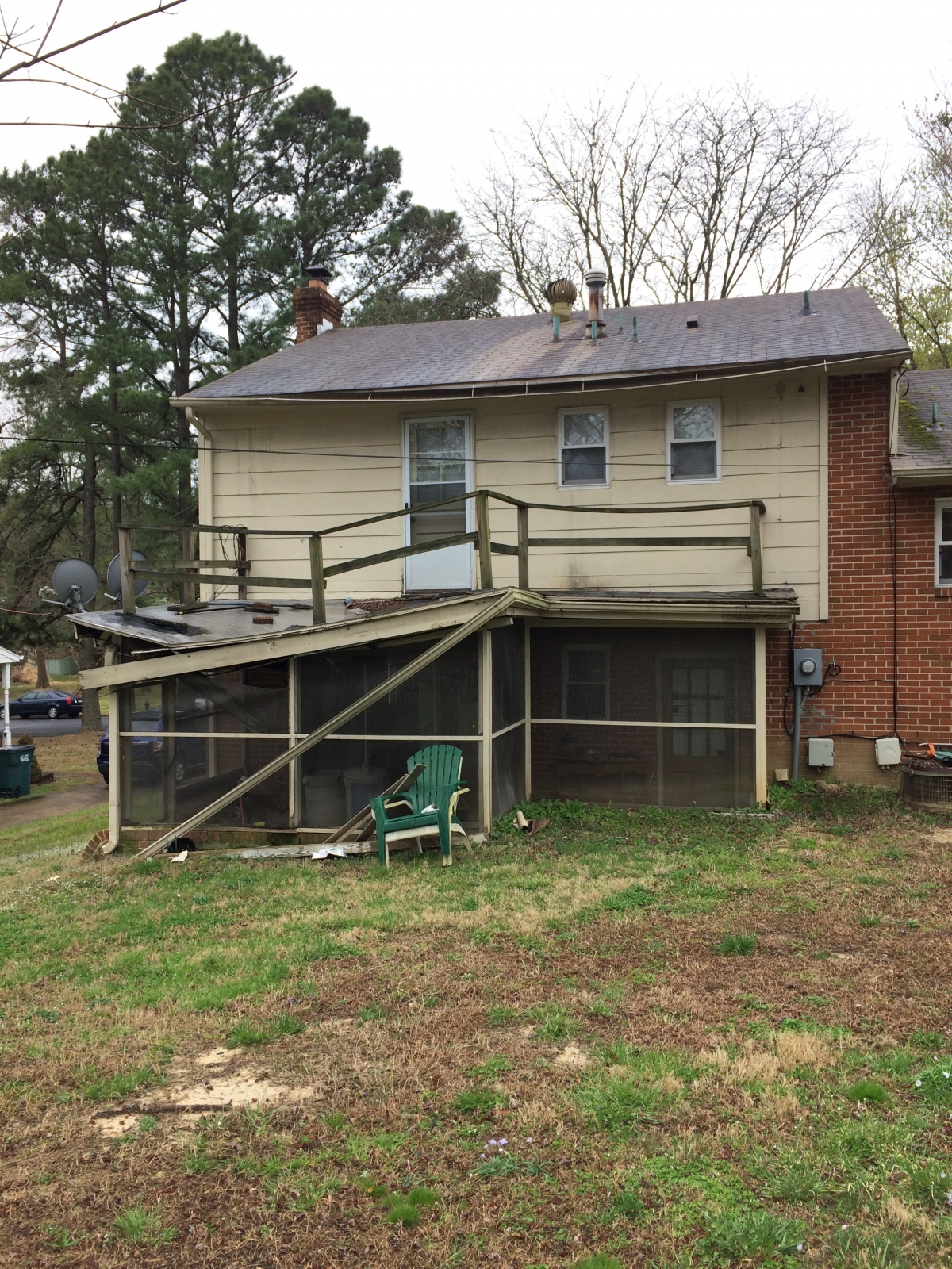 Home Improvements Gone Bad Bnw Builders Richmond Va