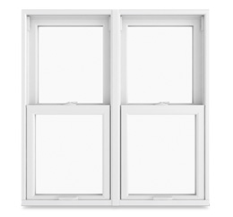 Infinity double hung replacement windows bnw builders for Mulled unit window