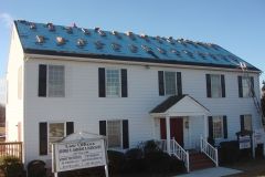 Example of Roof Installation