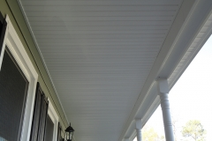 Completed Siding Installation