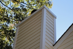 Beautiful Completed Siding