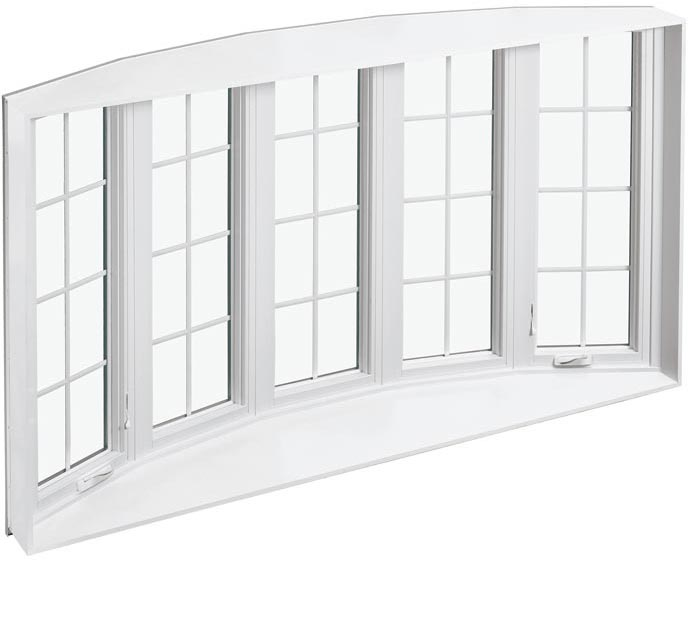 Infinity bow window replacement richmond central va for Replacement windows for sale
