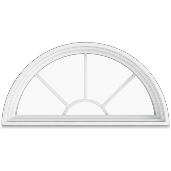Infinity Round Top Replacement Window Bnw Builders Va