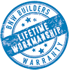 bnw builders lifetime warranty logo