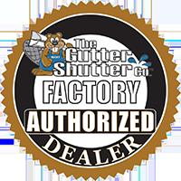 gutter shutter dealer