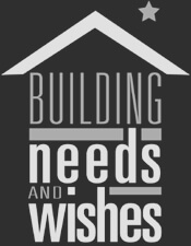 building needs and wishes logo