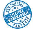 bnw builders warranty