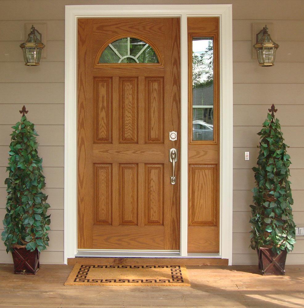 Patio Installation Richmond Va: Patio And Entry Door Installation