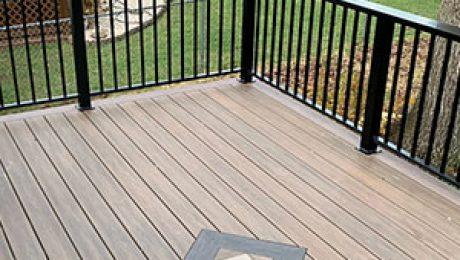 richmond deck railing